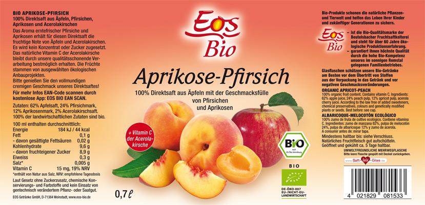 eos pfirsich
